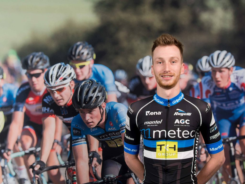 Jasper Hamelink derde in Midden-Brabant