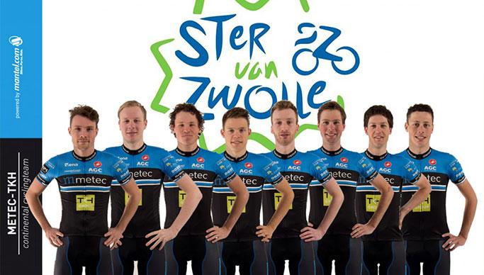 Opstelling Ster van Zwolle