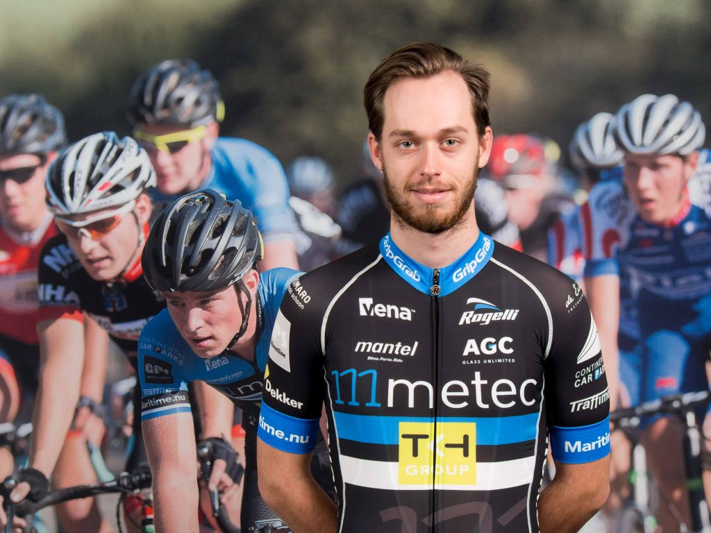 Stefan Kreder wint jongerenklassement