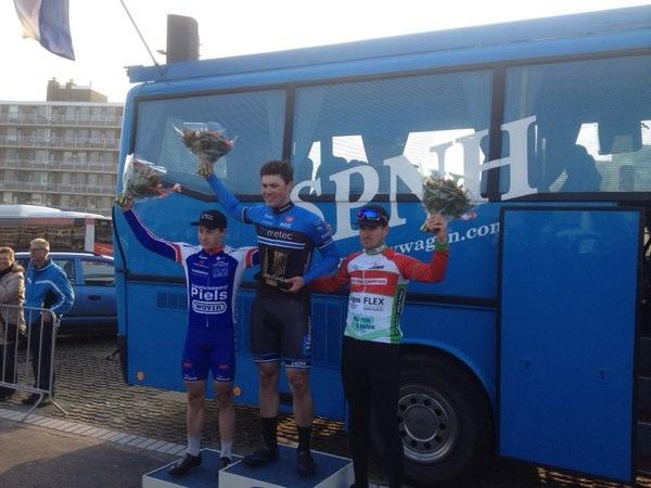 Maarten van Trijp wint Ronde van Zuid-Holland