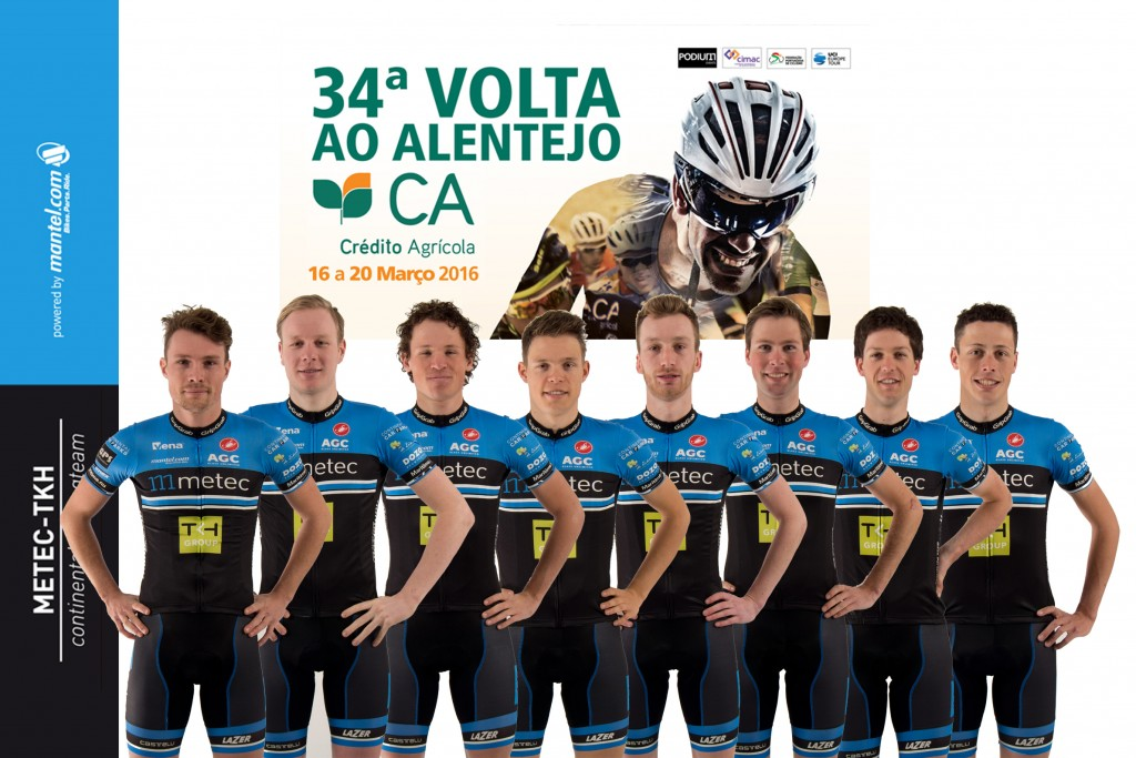 Opstelling Volta ao Alentejo (UCI 2.2)