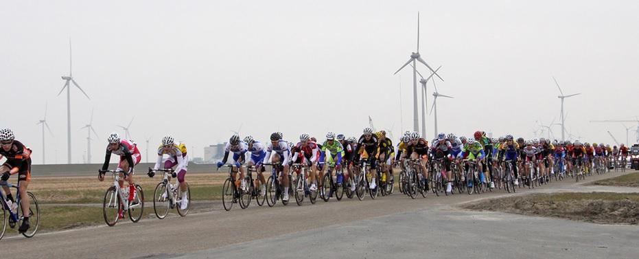 Wind kan de koers bepalen in de Ronde van Groningen