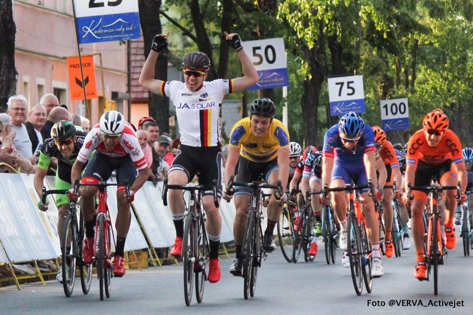 Massasprint 3e etappe Bałtyk Karkonosze Tour