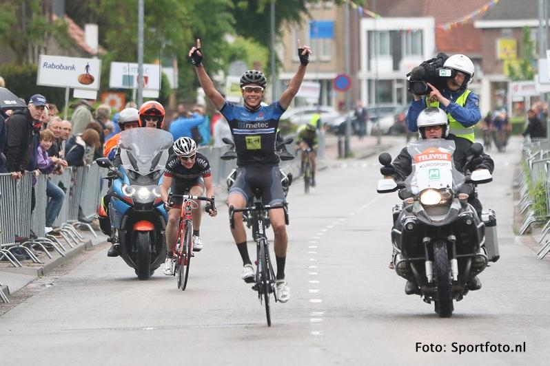 Oscar Riesebeek wint Omloop der Kempen
