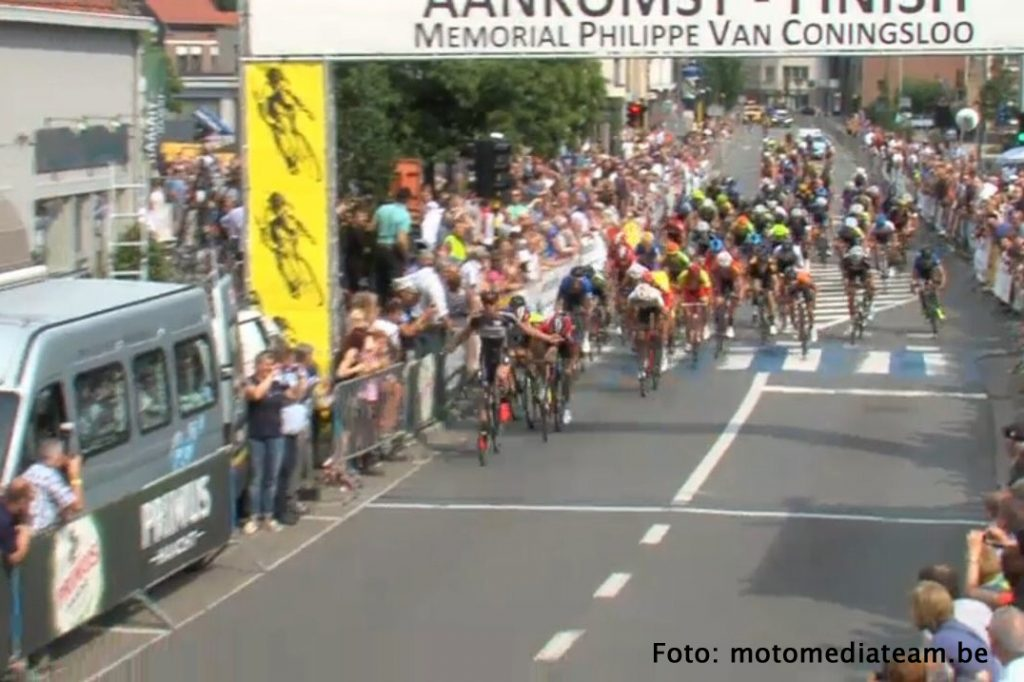 Eindsprint Memorial Van Coningsloo