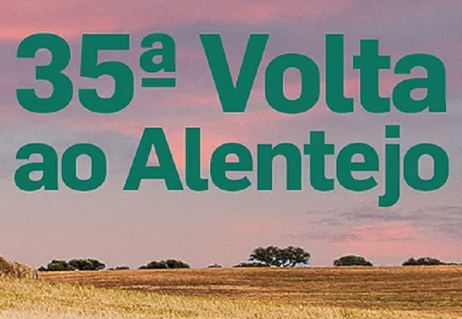 Opstelling voor Volta ao Alentejo
