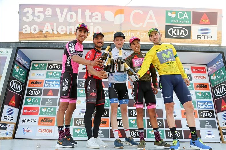 Jasper de Laat winnaar jongerenklassement Alentejo