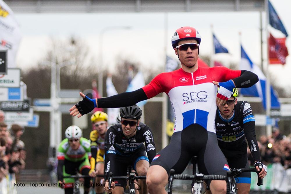 Jim Lindenburg tweede in Ster van Zwolle