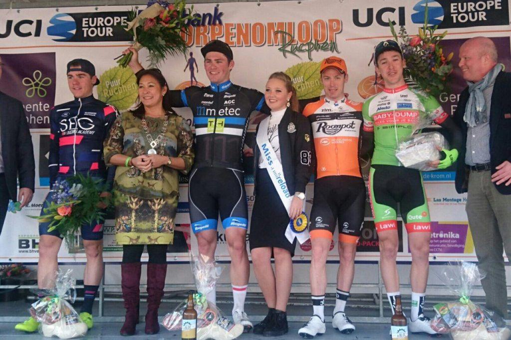 Maarten van Trijp winnaar Dorpenomloop