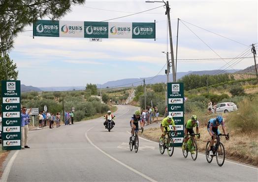 Bijna dag-ploegenklassement gewonnen