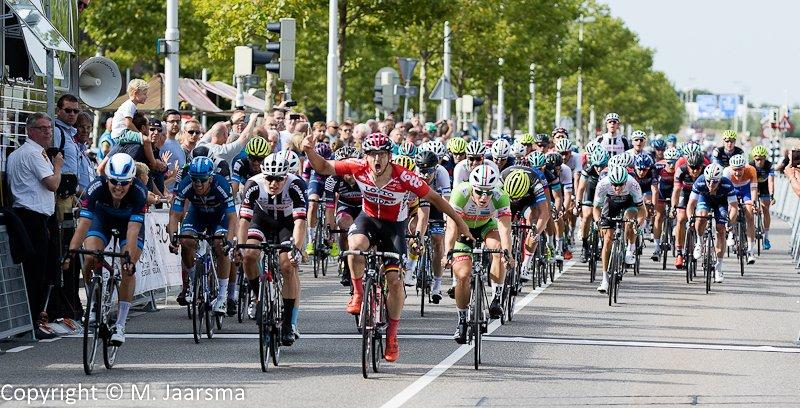 Razendsnelle Ronde van Midden-Nederland