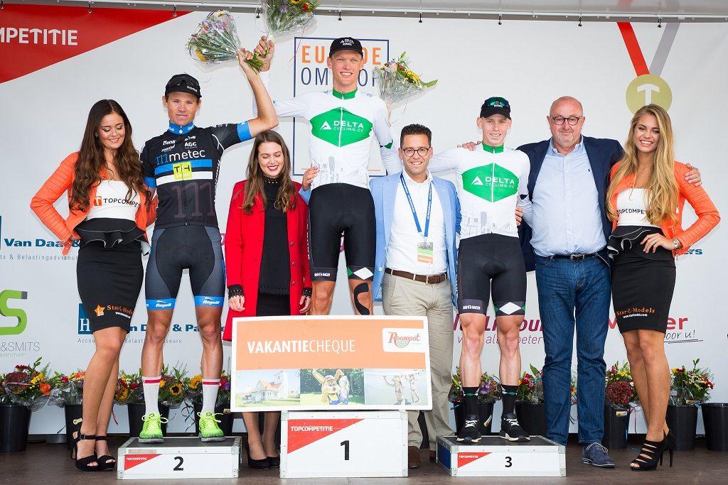 Jarno Gmelich Meijling tweede Eurode Omloop