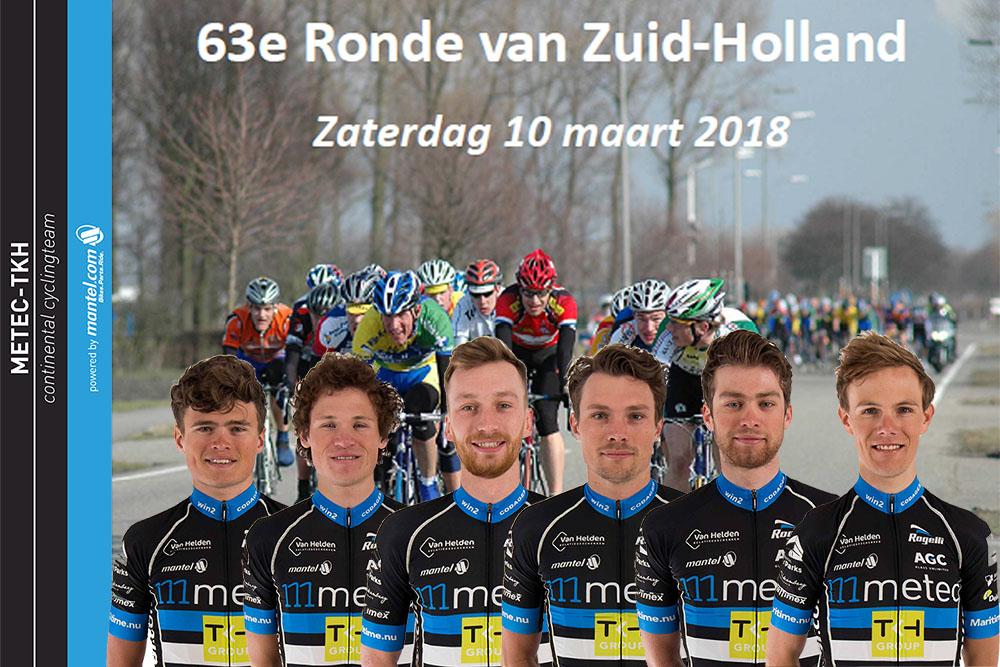Voorbeschouwing Ronde van Zuid-Holland