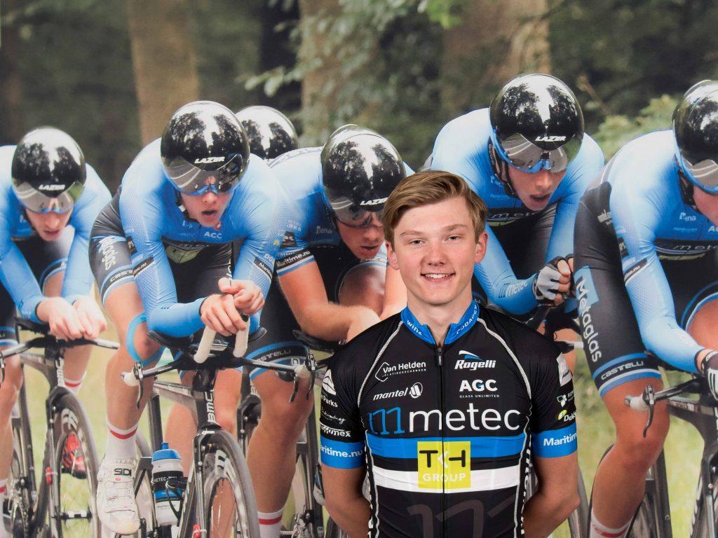 Lars van den Berg mee in de goede groep