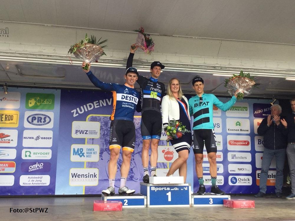 Stef Krul wint Zuidenveldtour