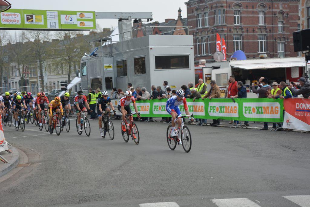 Enerverende dag in België