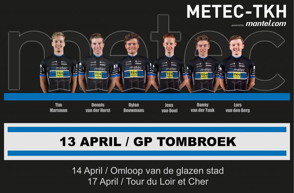 Opstelling GP Tombroek Rollegem