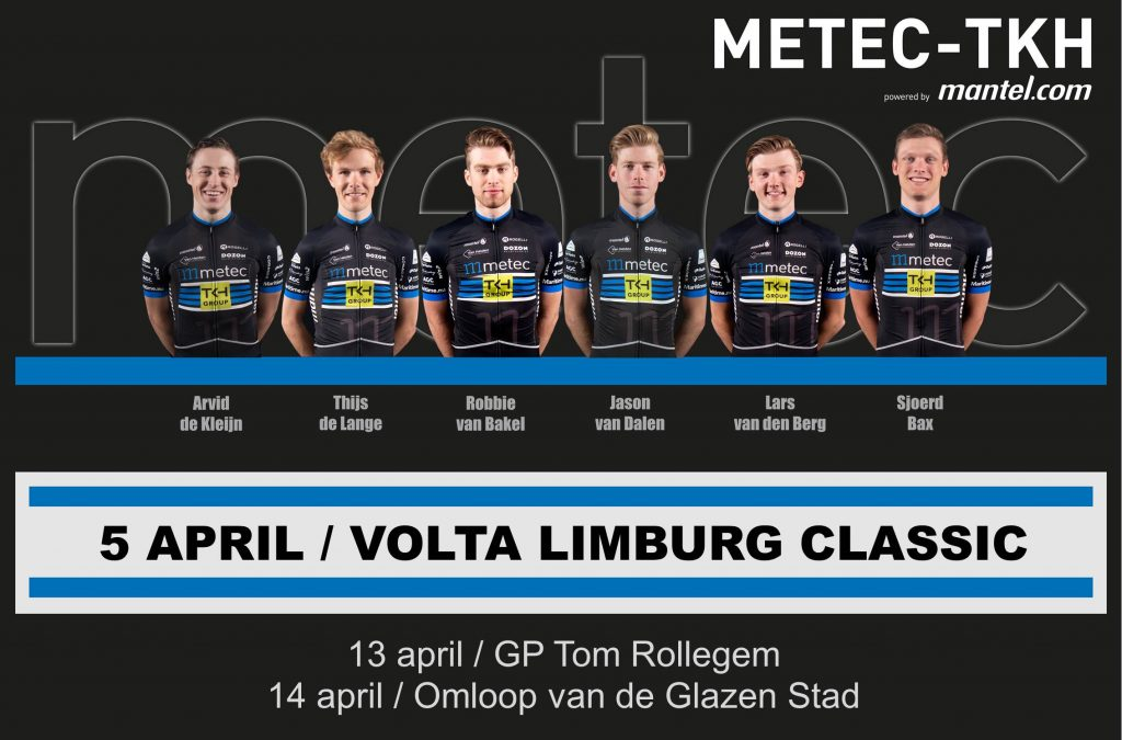 Opstelling Volta Limburg Classic