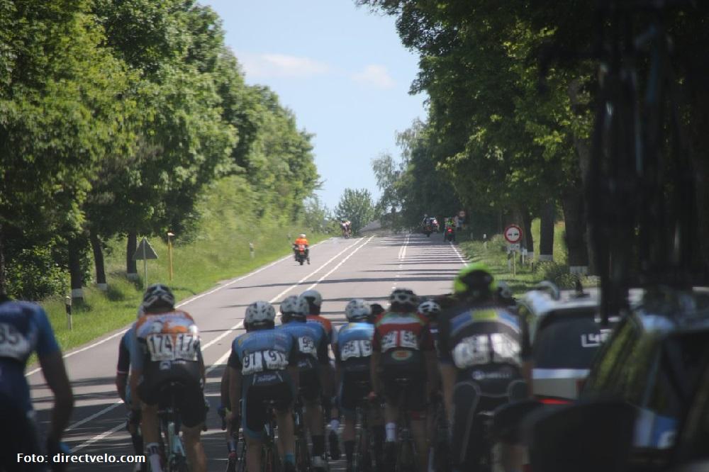 Sjoerd Bax kleurt incidentrijke etappe Luxemburg