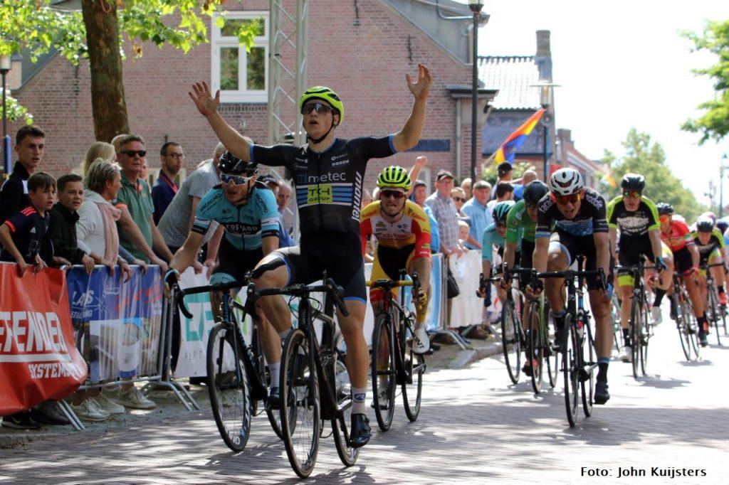 Arvid de Kleijn winnaar Midden-Brabant