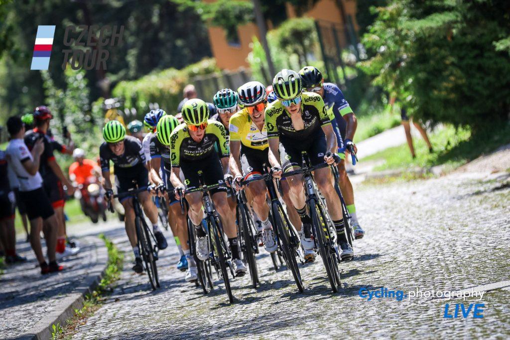 Metec-TKH herstart in Czech Cycling Tour