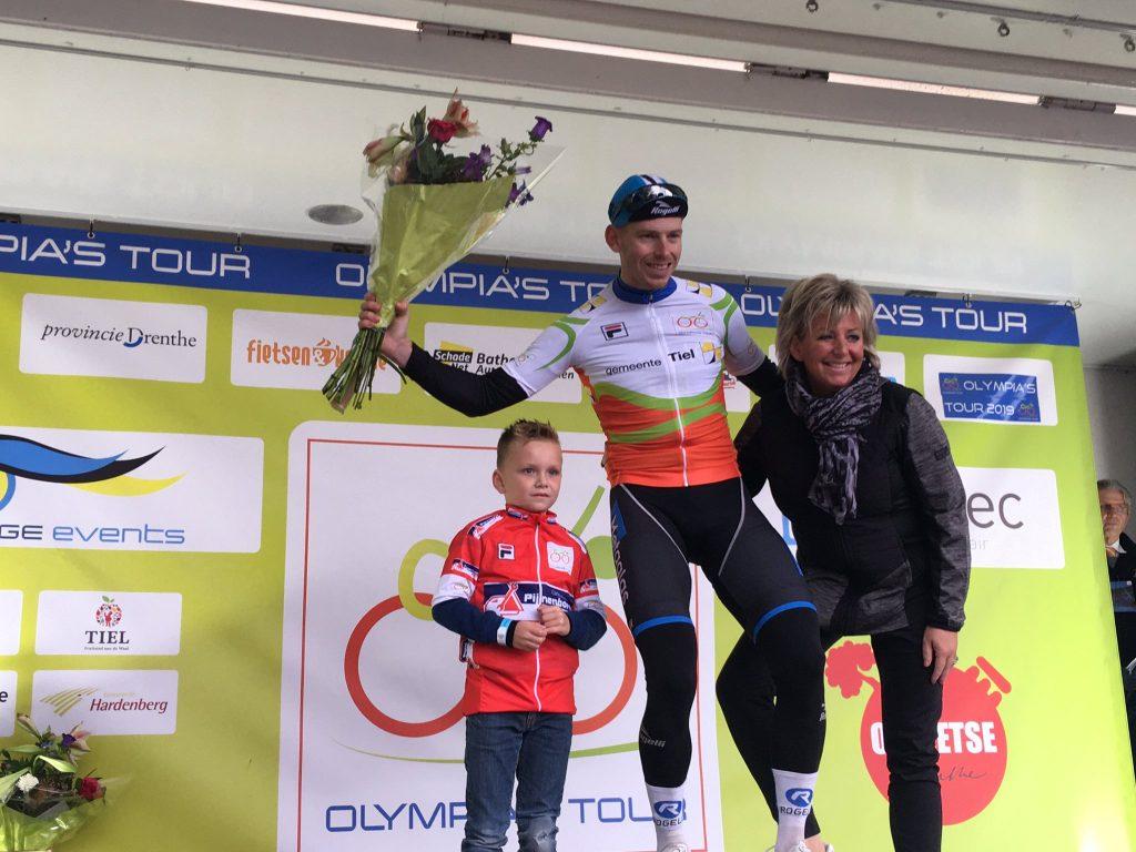 Jason van Dalen wint in Tiel