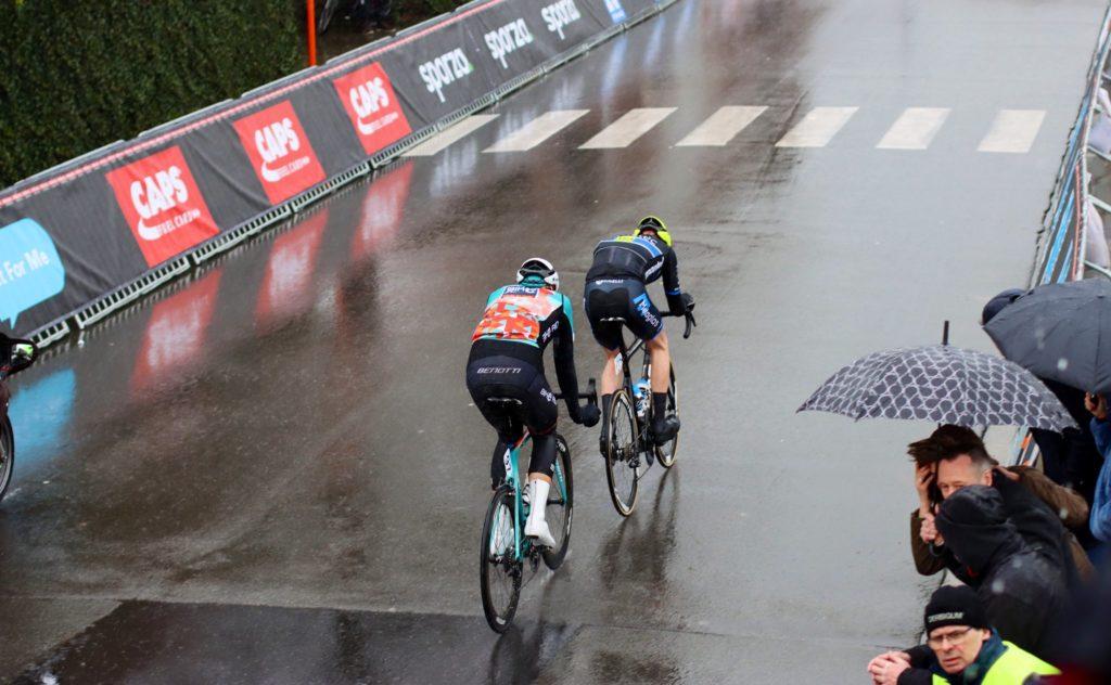 Jens van den Dool kleurt GP Monseré
