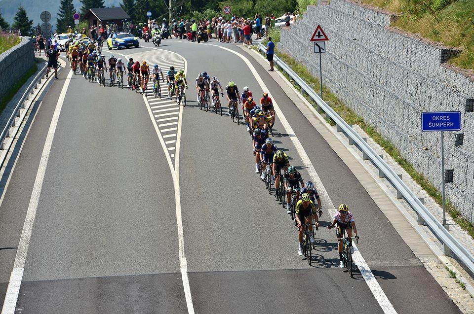 Sjoerd Bax achtste in laatste etappe Tsjechië