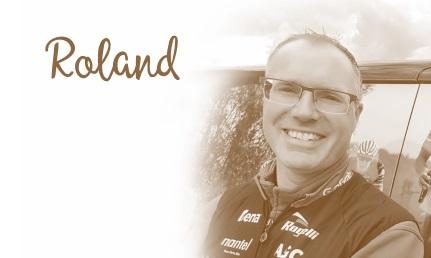 Verzorger Roland Konings overleden