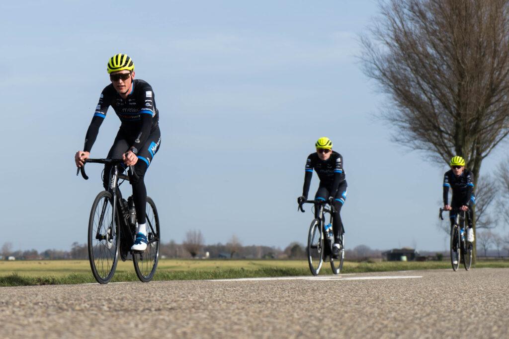 Metec-Solarwatt Continental Cyclingteam rijdt vanaf 2021 op Vredestein banden