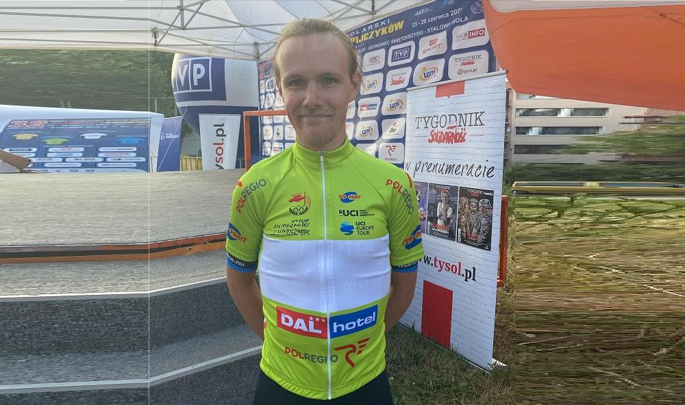 Sjoerd Bax derde in Polen